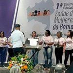 Conferência Estadual de Saúde das Mulheres